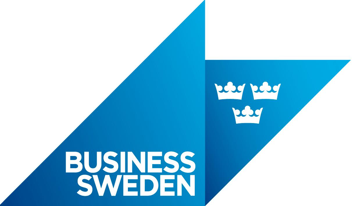 Logotyp för Business Sweden