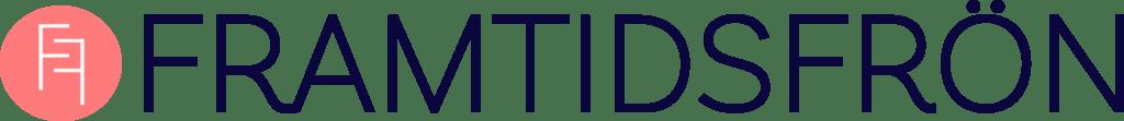 Logotyp för Framtiden