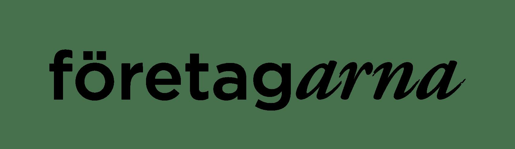 Logotyp för Företagarna
