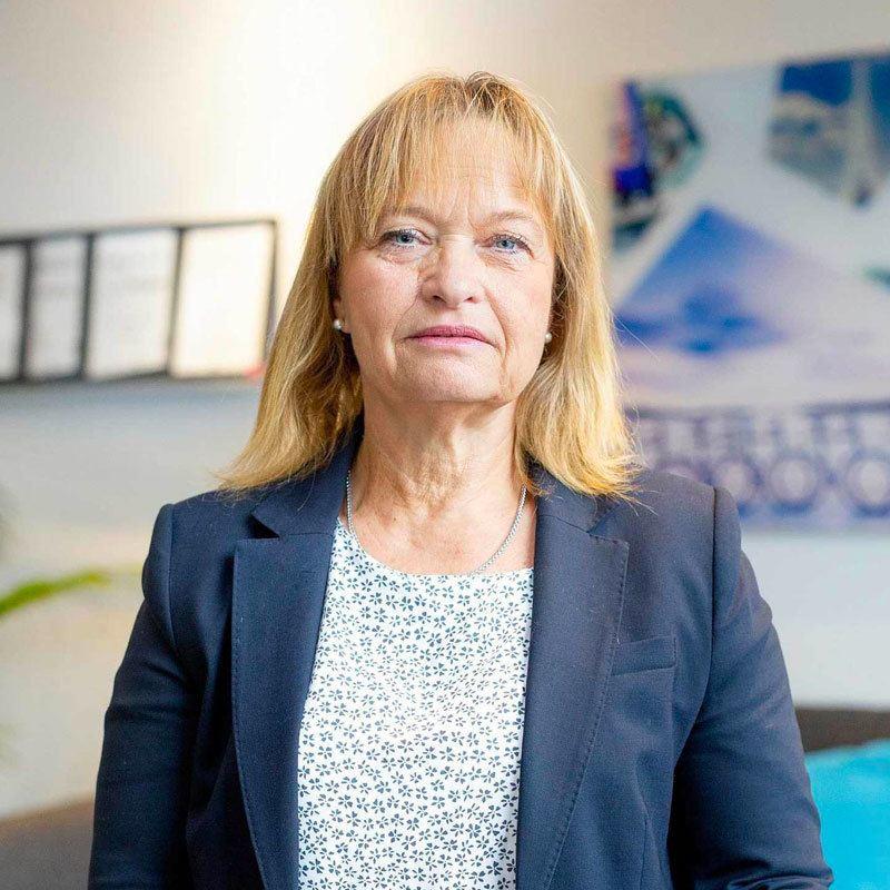 Porträtt Lotta Bengtsson