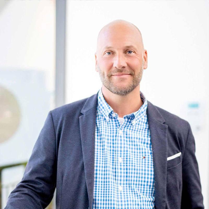 Porträtt av Magnus Lindberg