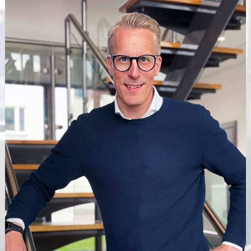 Porträtt Martin Johansson