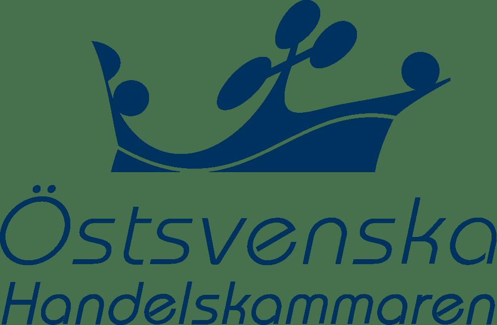 Logotyp för Östsvenska Handelskammaren