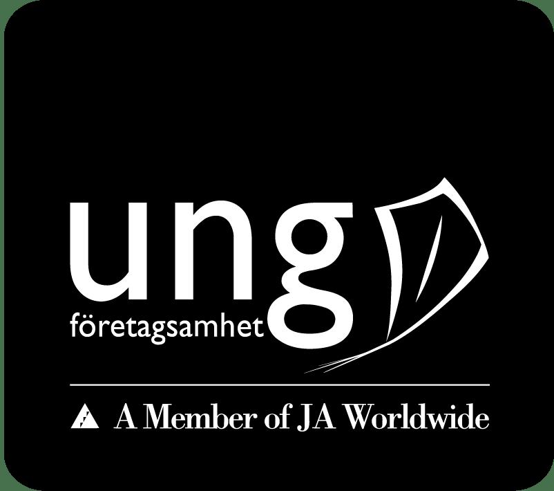 Logo för Ung Företagsverksamhet